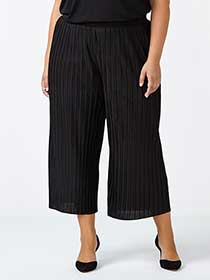 d/c JEANS - Pleated Culotte