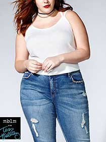 Tess Holliday - Cropped Cami