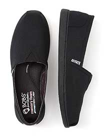 BOBS From Skechers Wide-Width Slip On Shoes
