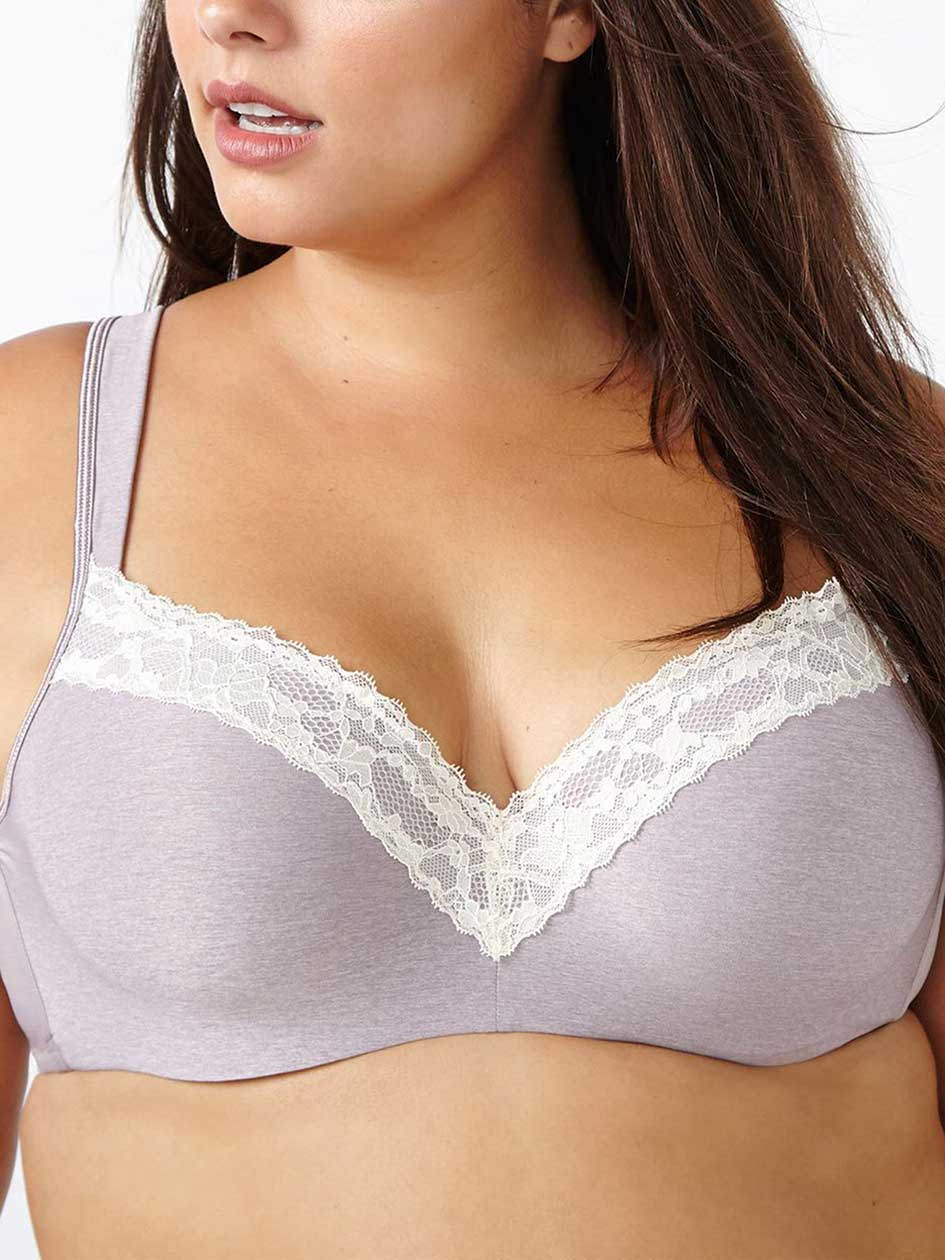 Ti Voglio Padded T-Shirt Bra with Lace