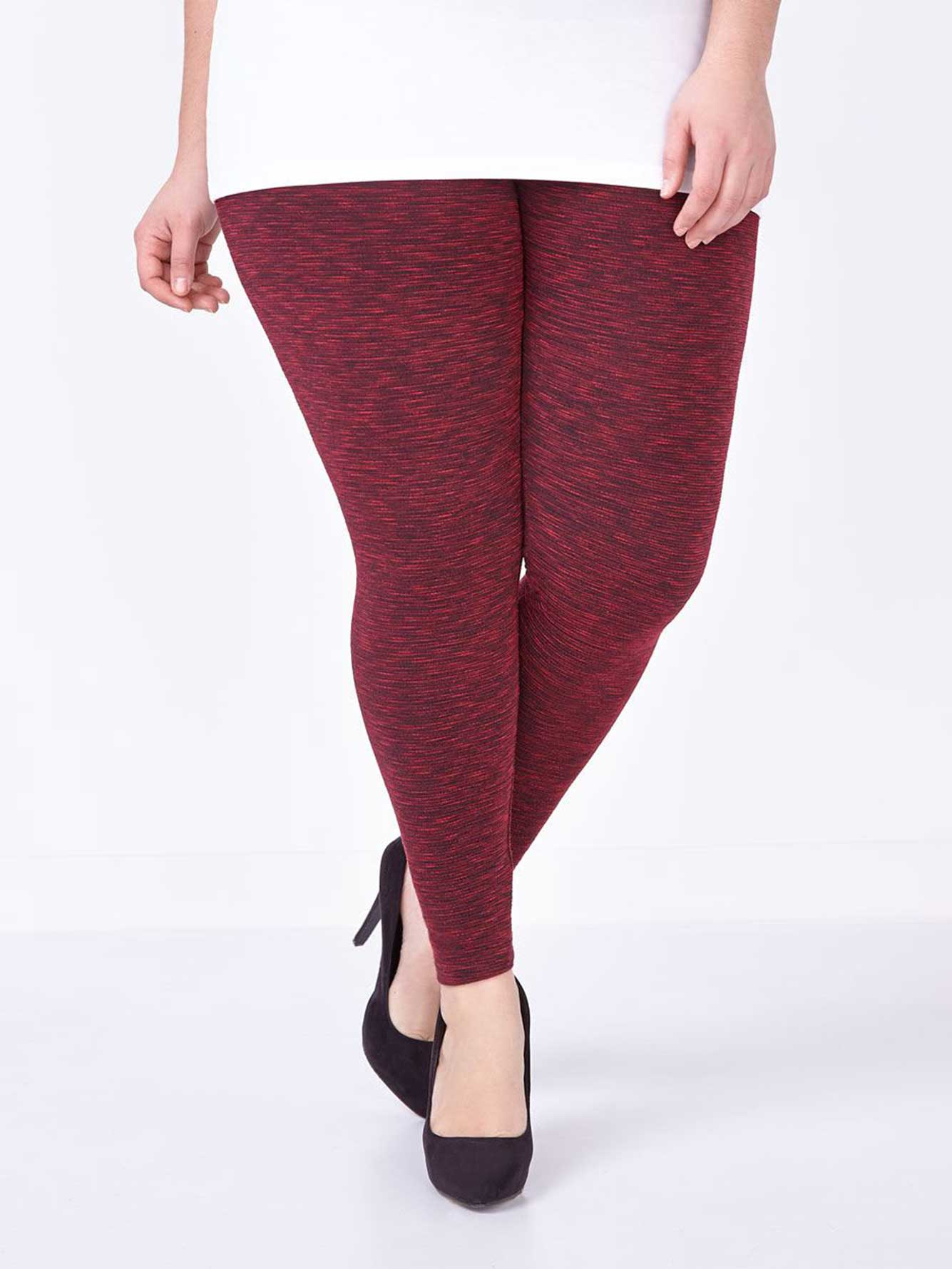 Textured Leggings with Striped Sides has been successfully added to the Registry -Qty: If this is not correct, please go to the