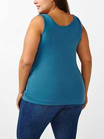 Curve Fit Tank Top