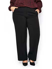 ONLINE ONLY - Tall Curvy Fit Wide Leg Pant