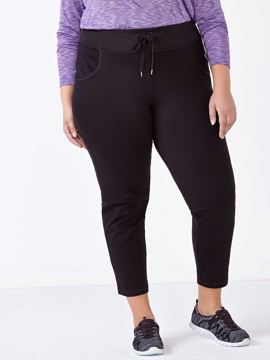 Essentials - Plus-Size Basic Jogger Pant