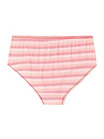Ti Voglio Striped Cotton Brief Panty