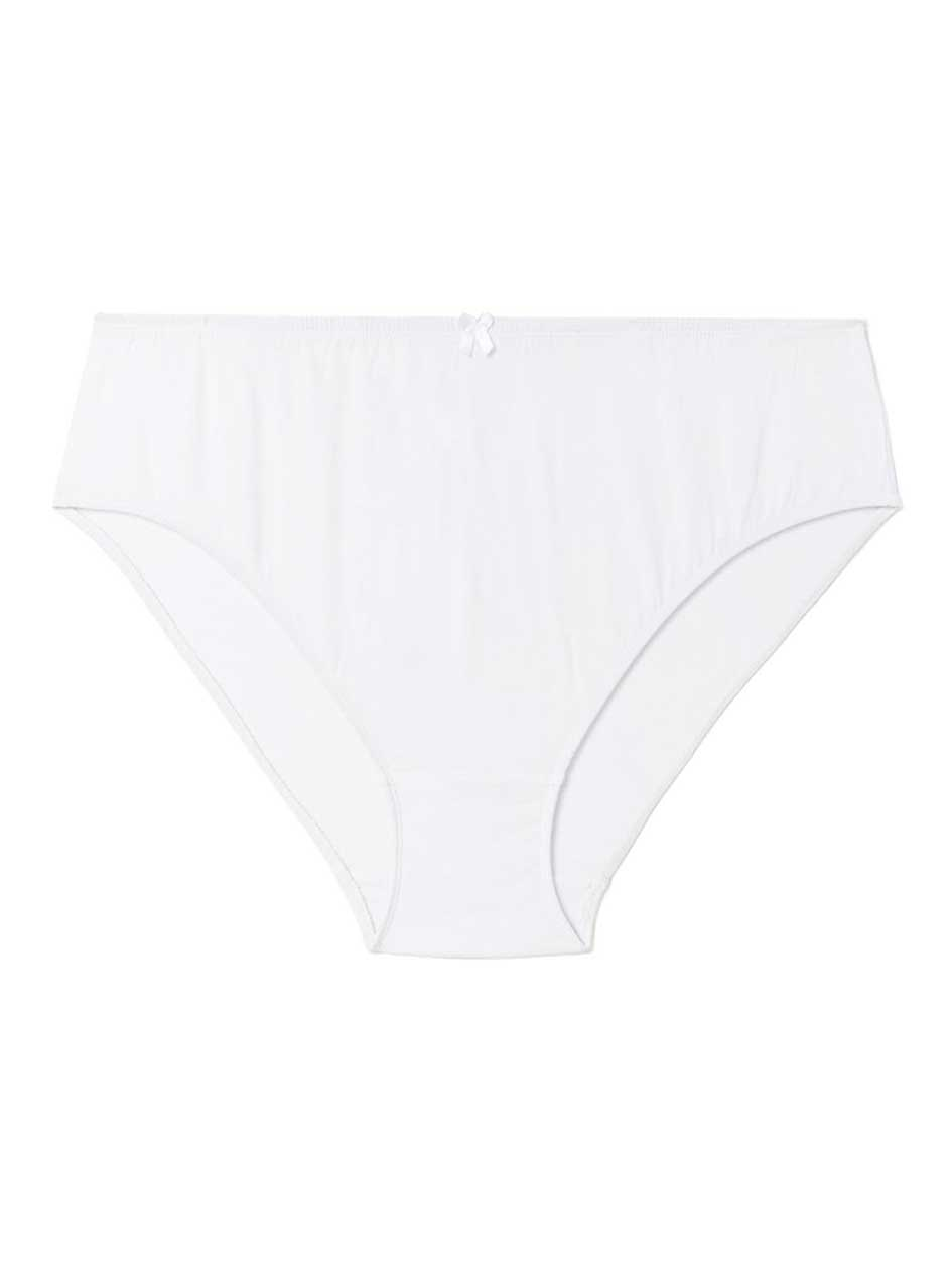 Ti Voglio Cotton High Cut Brief