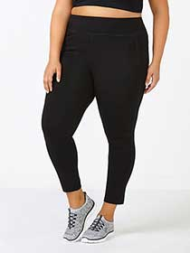 Essentials - Plus-Size Basic 7/8 Legging