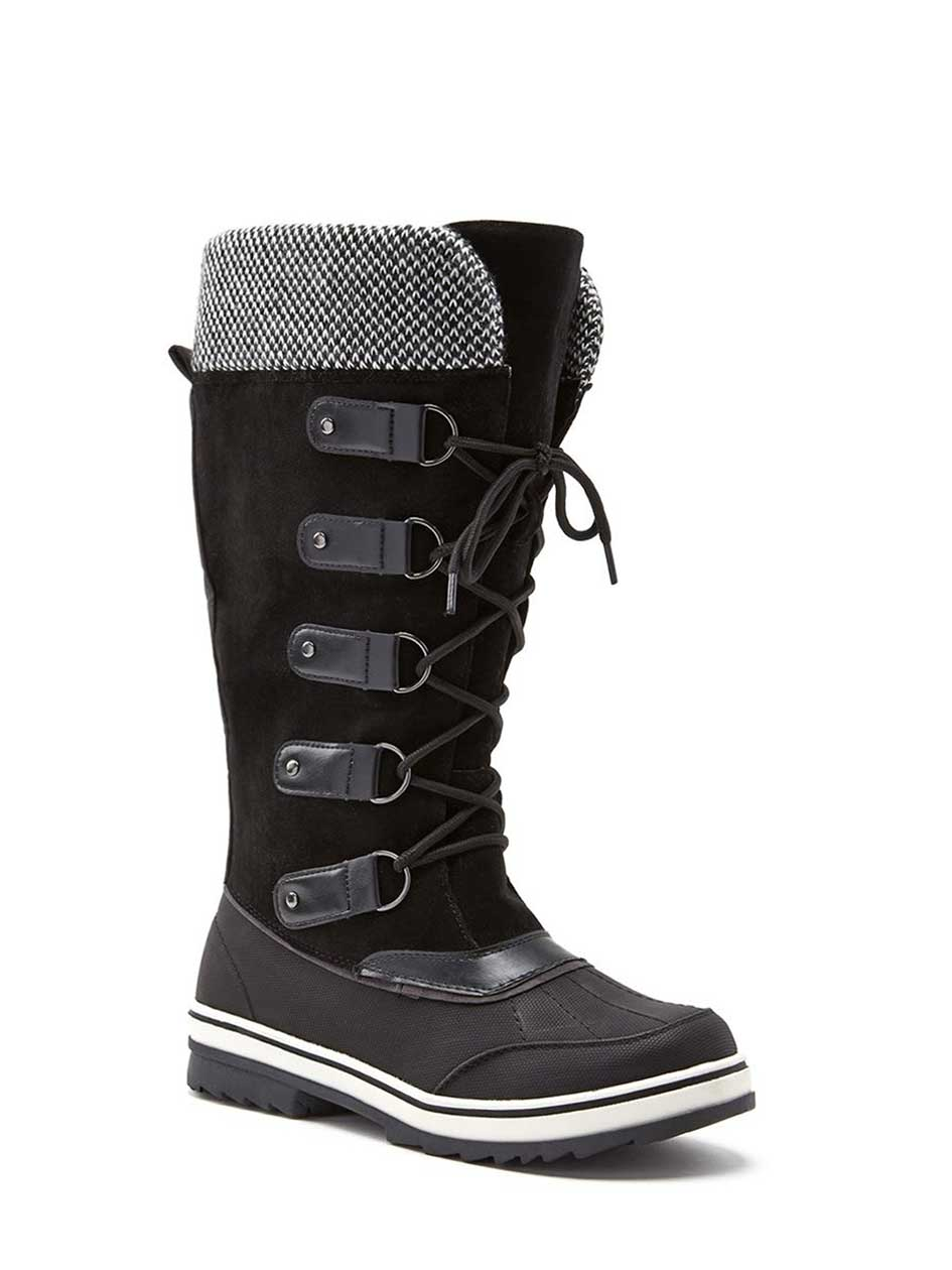 Tall Wide-Width Winter Boots