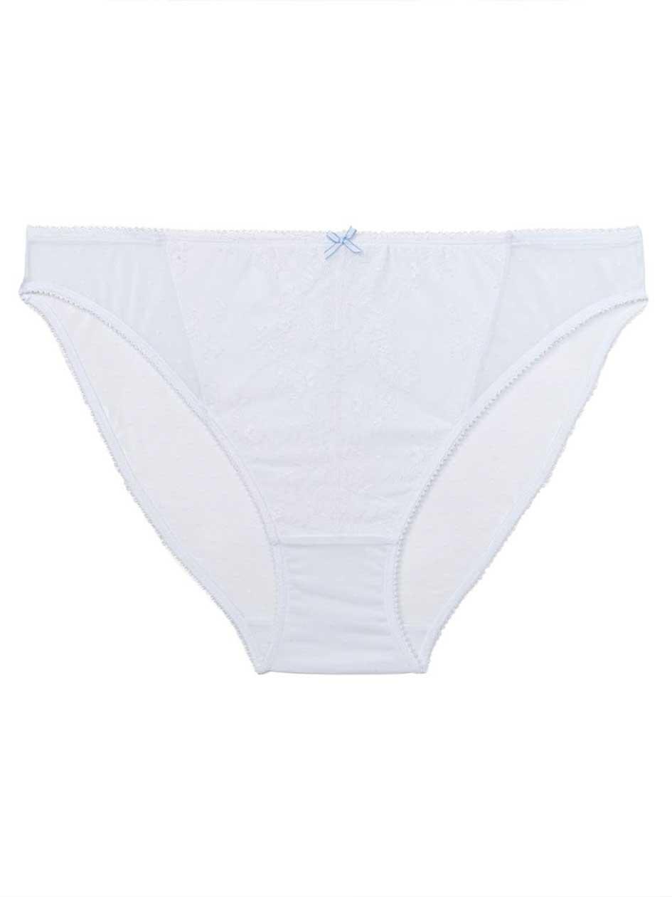 Ti Voglio Bikini Panty with Lace