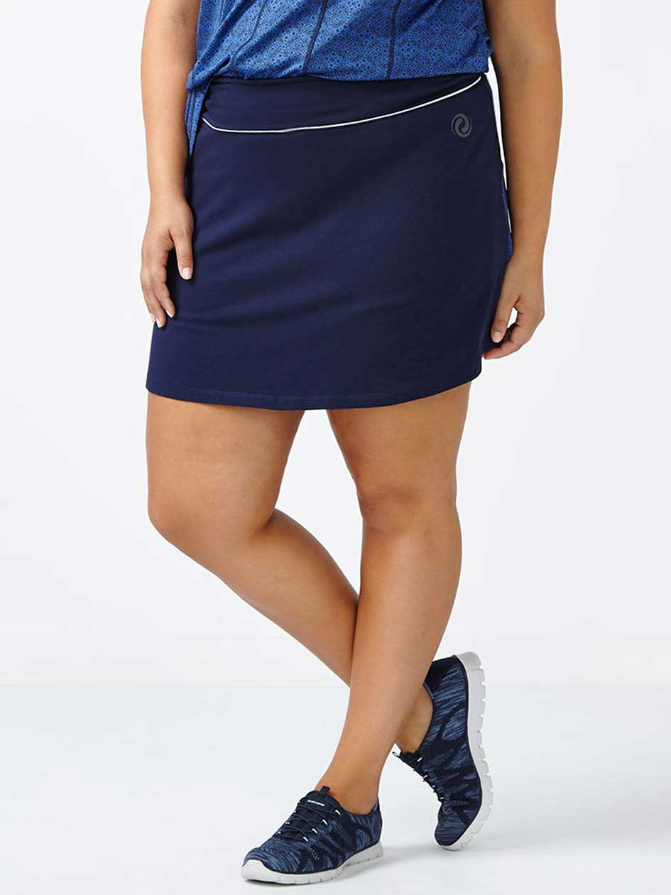 Essentials - Plus-Size Skort