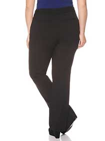 PETITE Slightly Curvy Fit Bootcut Leg Miracle Pant