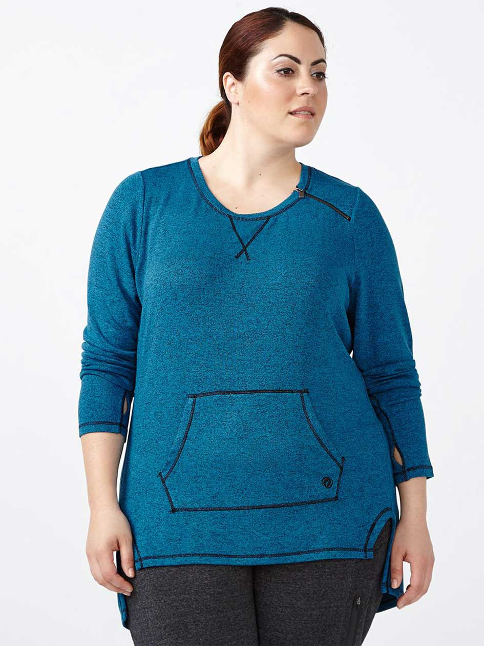 Sports - Plus-Size Sweater