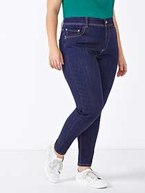 d/c JEANS Straight Fit Skinny Jean