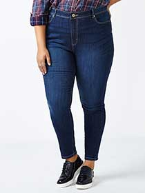 ONLINE ONLY - d/c JEANS Tall Straight Fit Skinny Jean