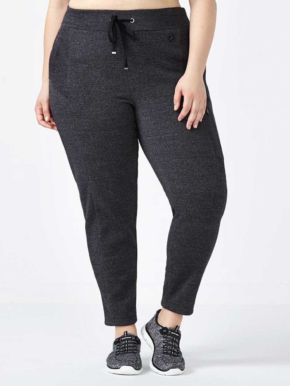 Sports - Plus-Size Fleece Pant