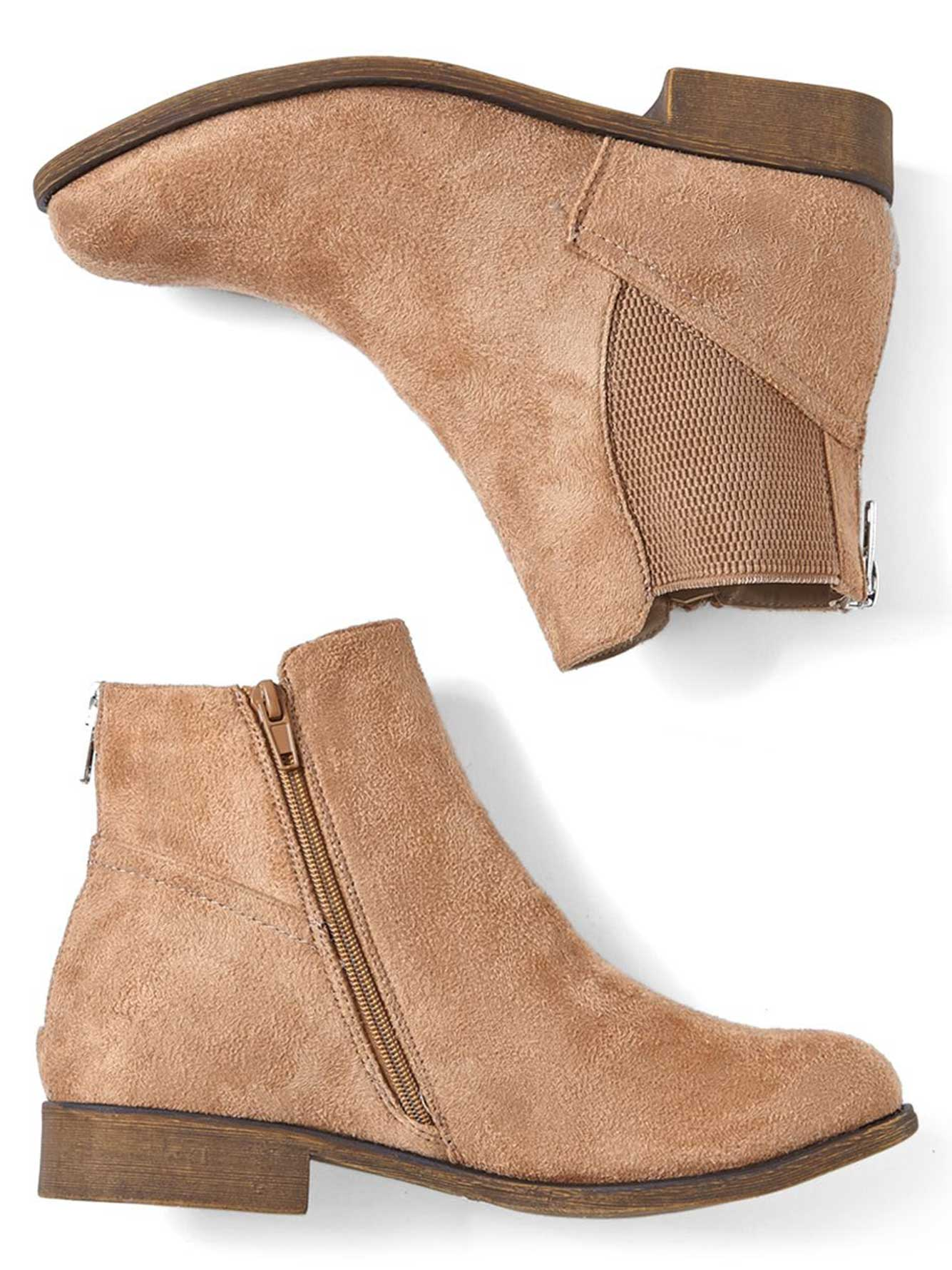 Women's Booties: Free Shipping on orders over $45 at Find the latest styles of Booties from cpdlp9wivh506.ga - Your Online Women's Shoes Store! Get 5% in rewards with Club O! Journee Collection 'Livvy' Women's Faux Suede Comfort Sole Tassel Booties. 46 Reviews. More Options.