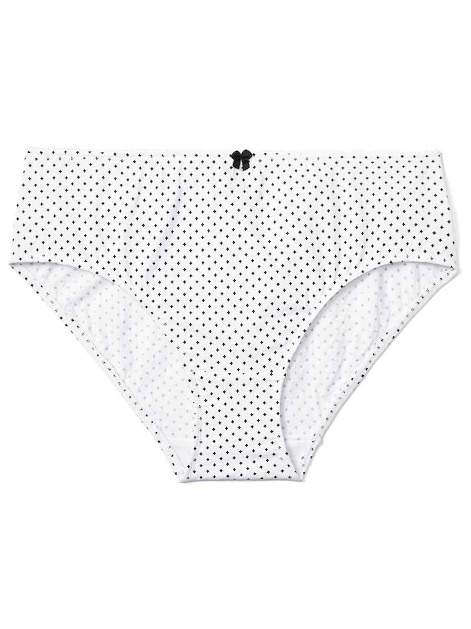 Ti Voglio Printed Cotton Hipster Panty