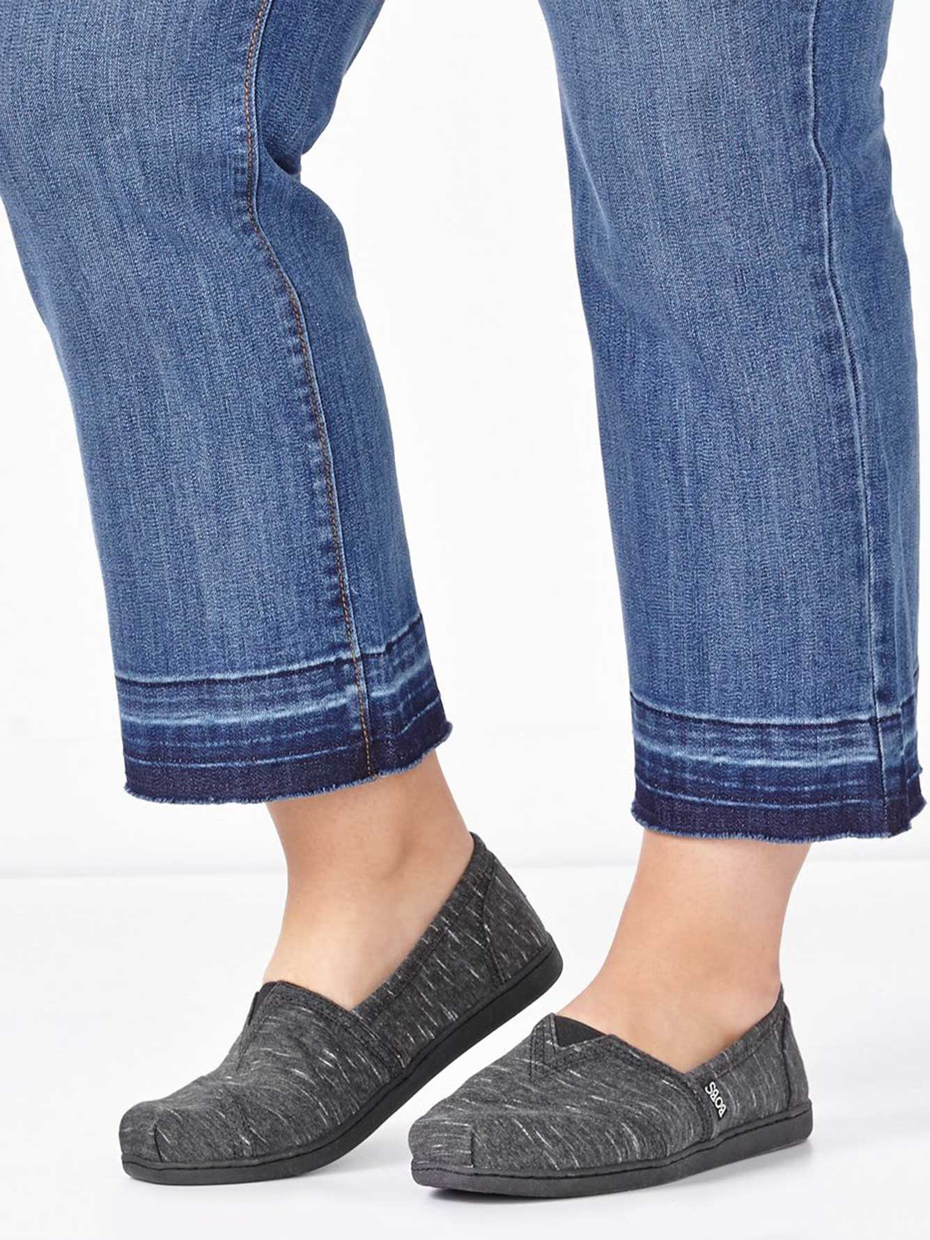 bobs from skechers wide width slip on shoes penningtons