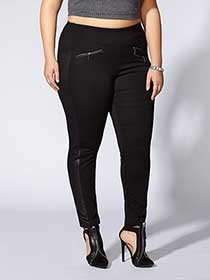 Tess Holliday - Coated Insert Legging