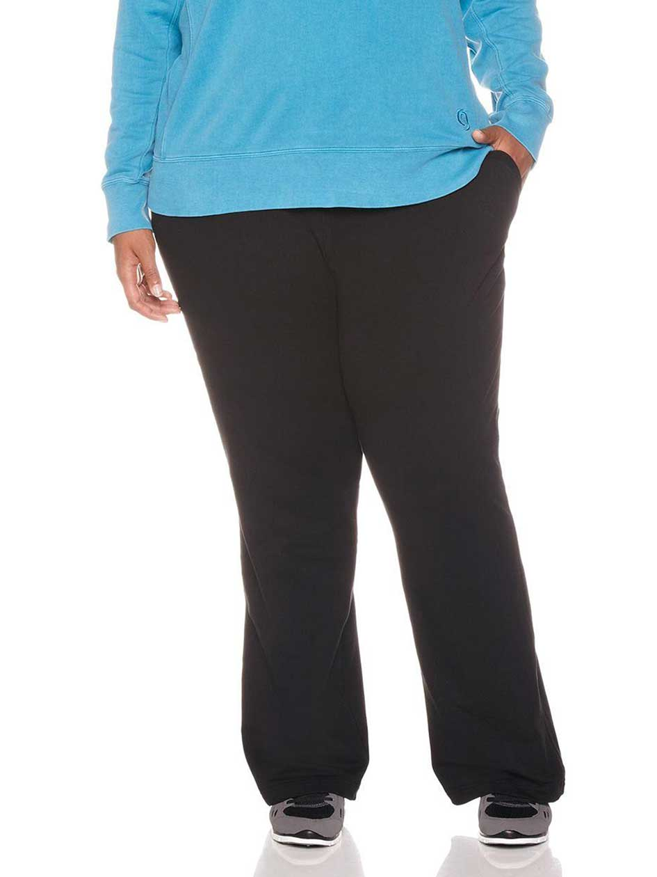 PETITE ActiveZone French Terry Yoga Pant