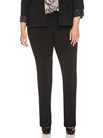 Savvy Fit Straight Leg Work Pant