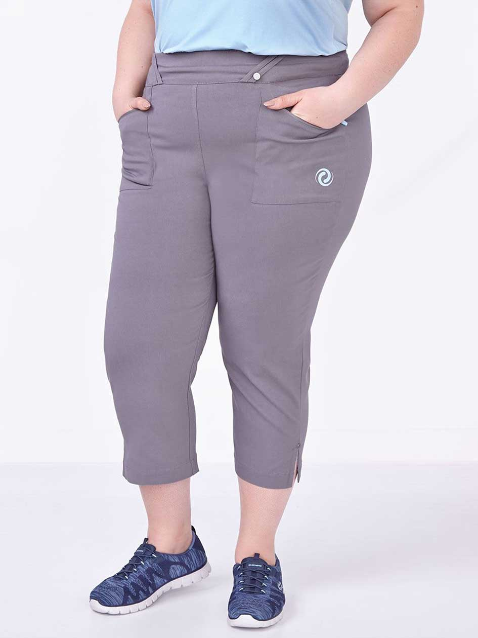 Sports - Plus-Size Golf Capri