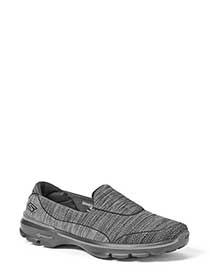 Skechers Wide-Width Slip On Go Shoes