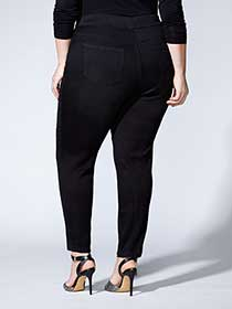 Tess Holliday - Pull on Black Jegging