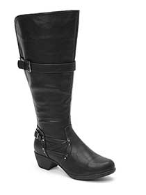 Knee High Wide-Width Boots