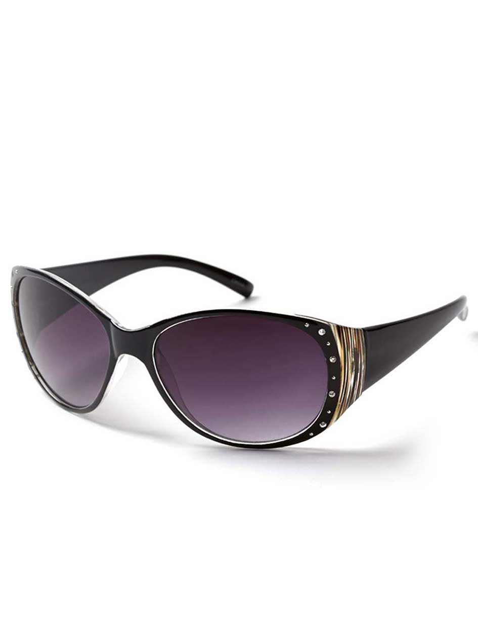 Sunglasses with Rhinestones