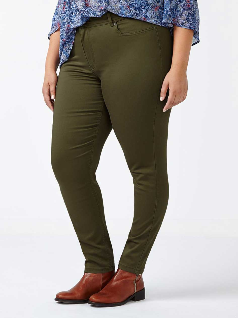 d/c JEANS Coloured Jean Legging
