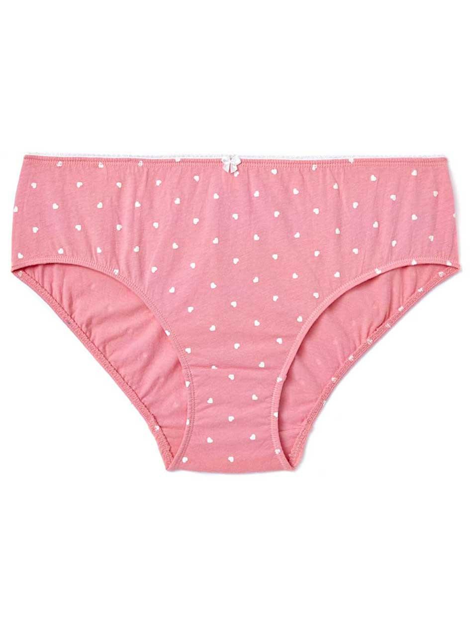 Ti Voglio Cotton Printed Hipster Panty