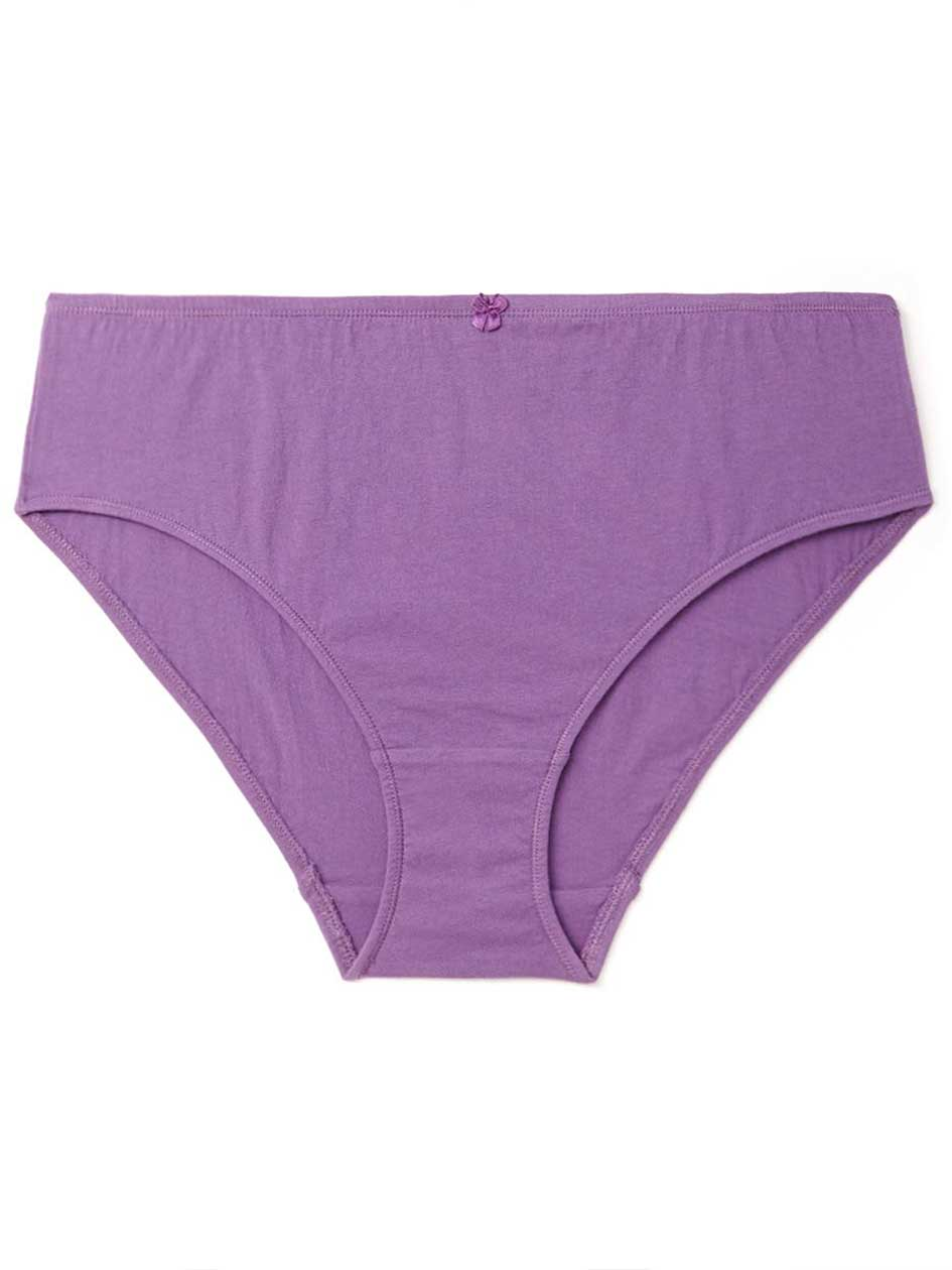 Ti Voglio Cotton High Cut Brief Panty