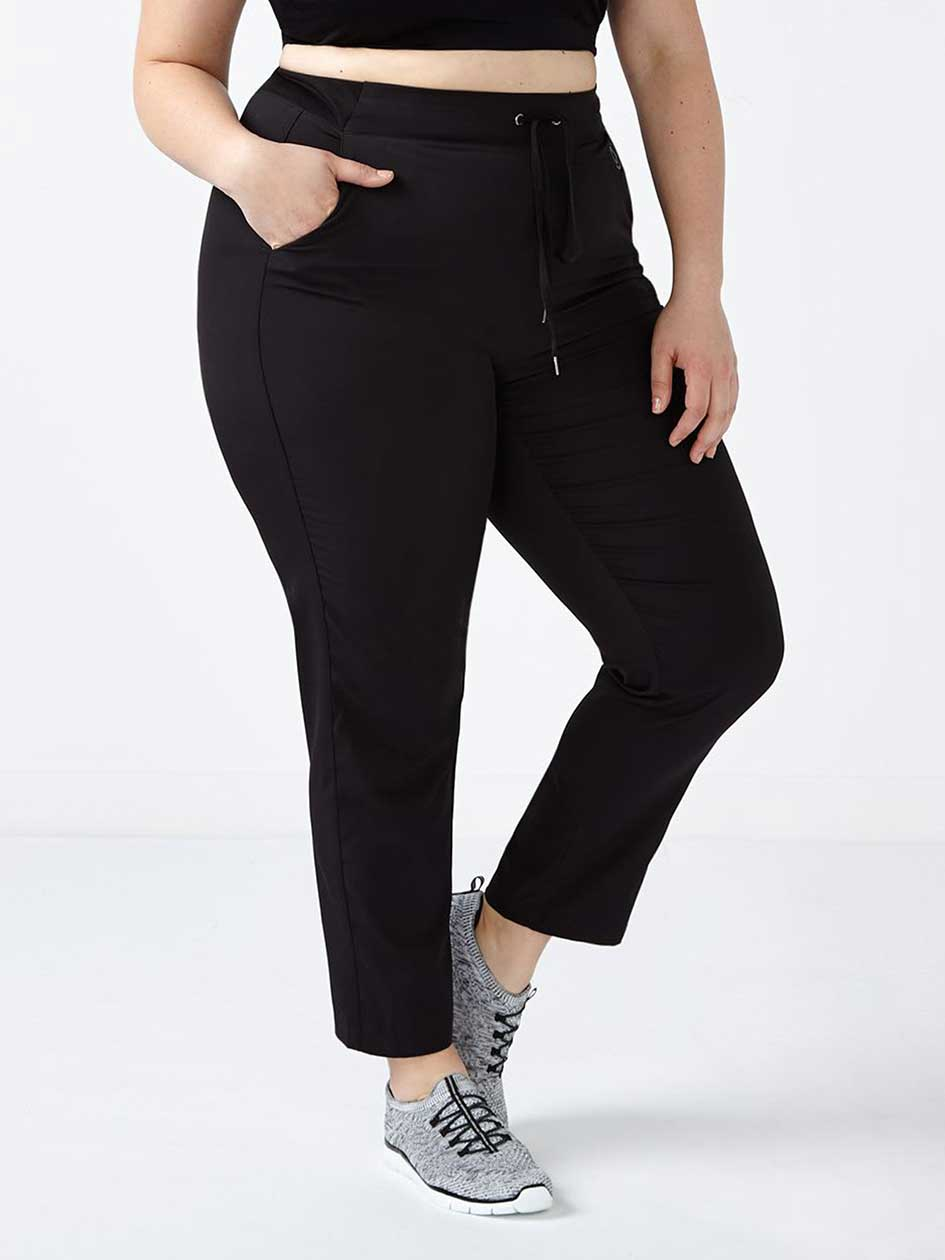 Essentials - Pantalon taille plus extensible