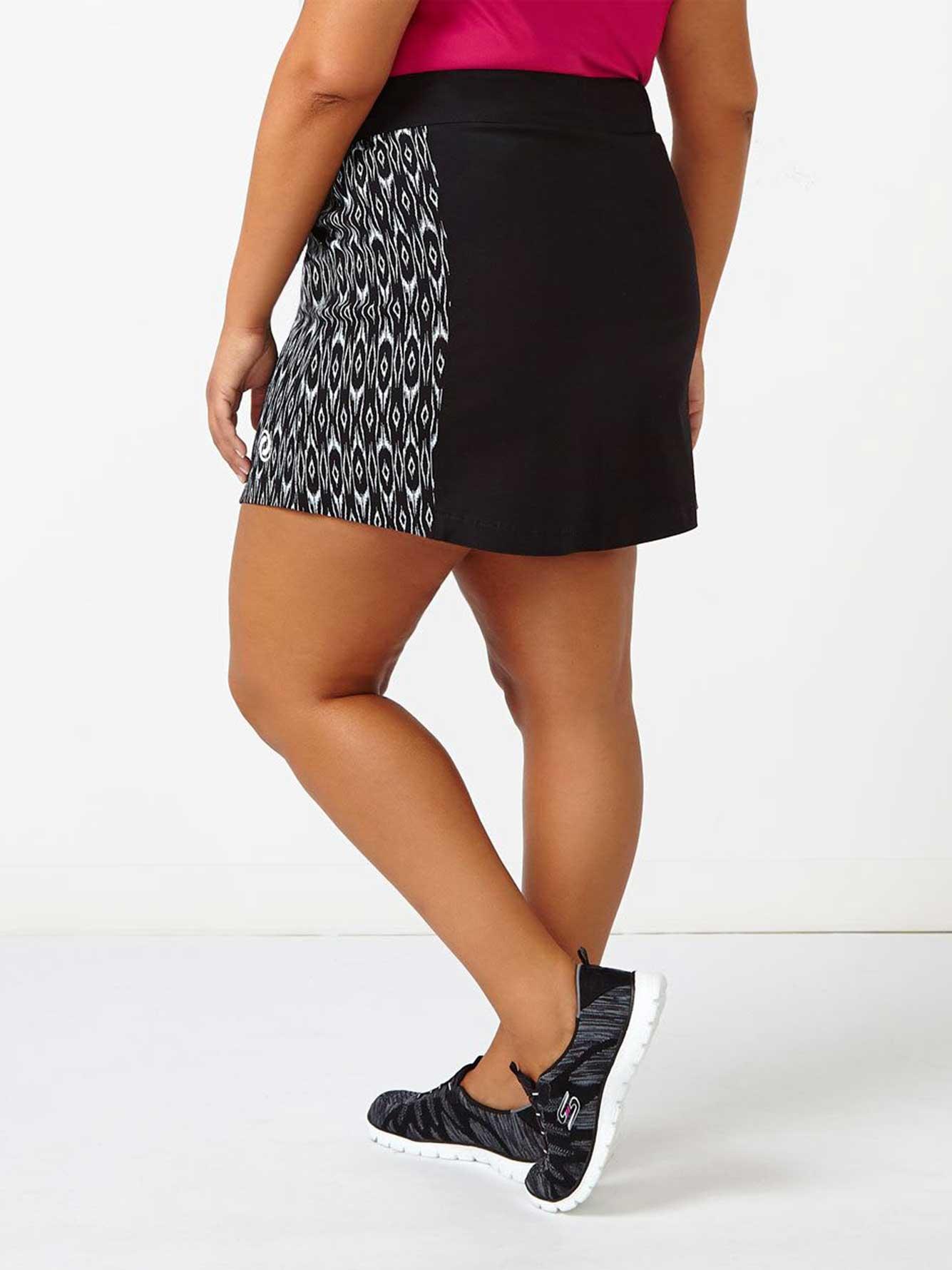 sports jupe culotte de golf taille plus penningtons. Black Bedroom Furniture Sets. Home Design Ideas