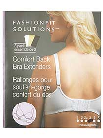 3 Hook Bra Extender (Set of 3)
