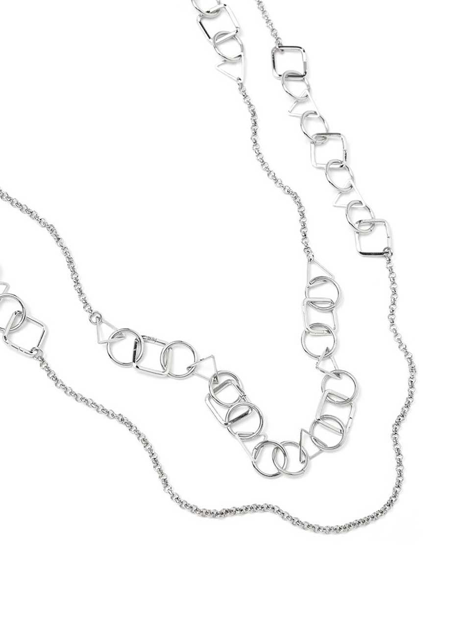 Dual-Row Necklace