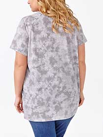 Relaxed Fit Printed T-Shirt