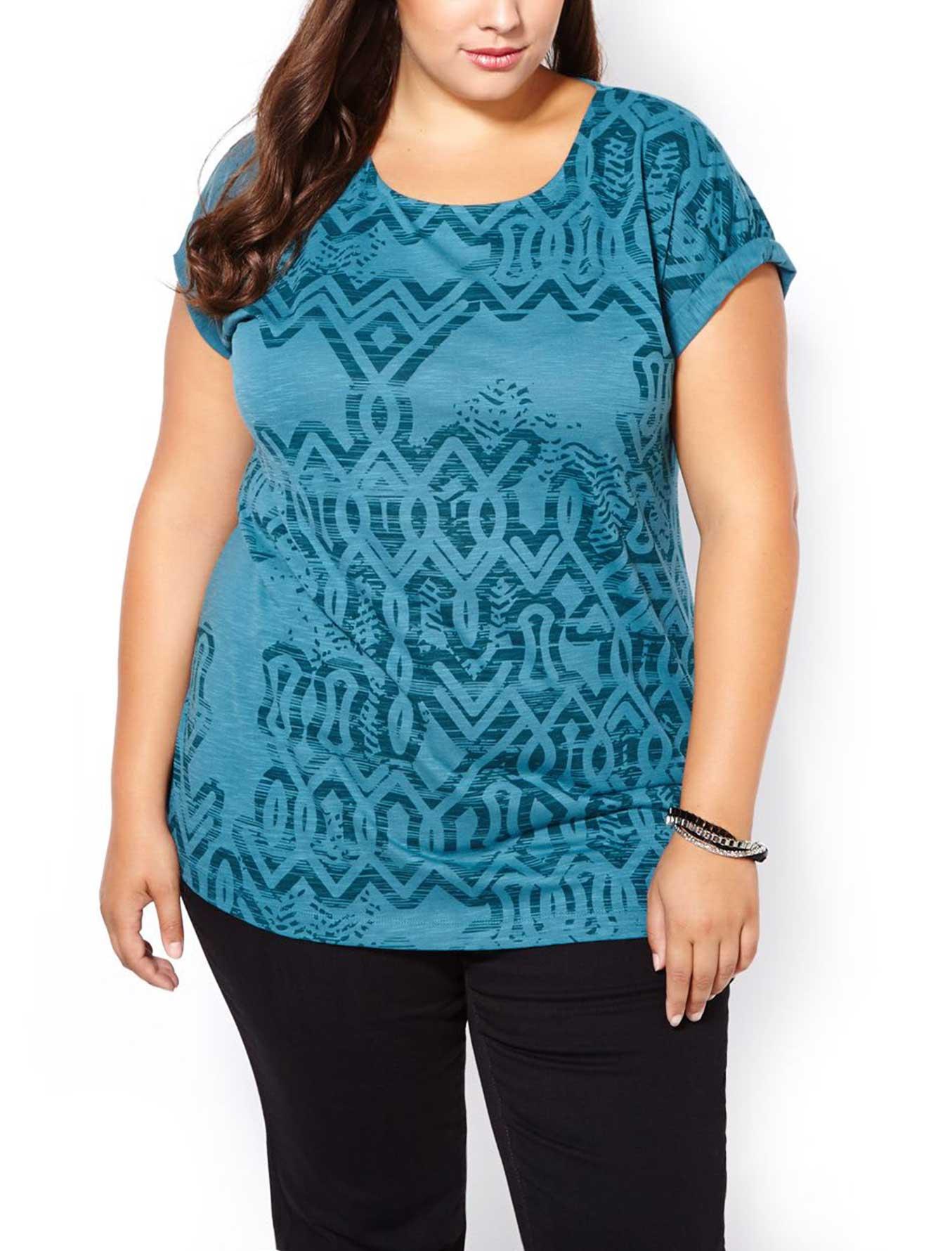Relaxed fit screen print t shirt penningtons for Screen print t shirt