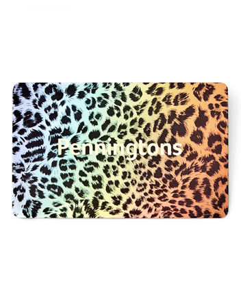 Penningtons Gift Card - Animal Print