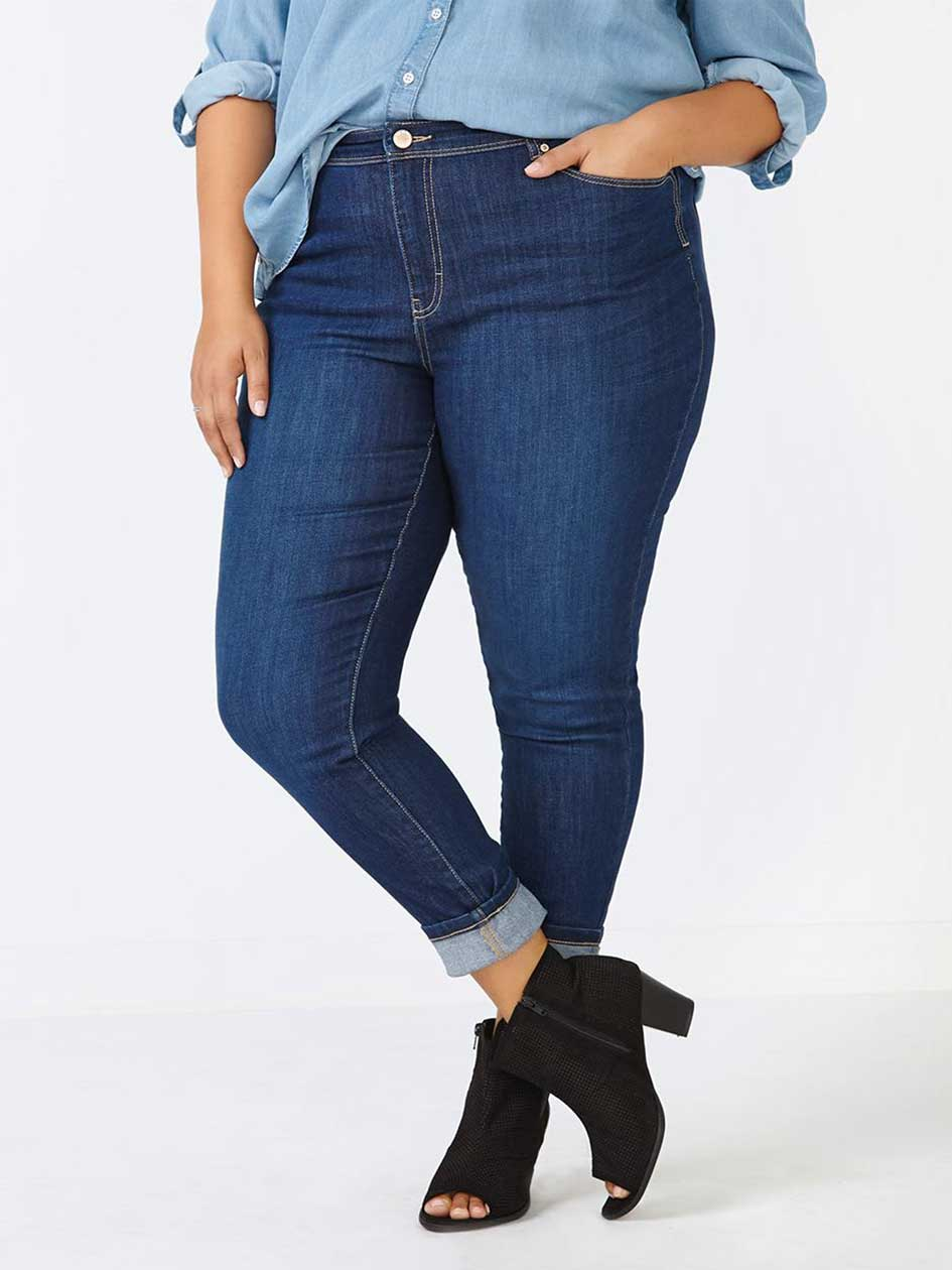 d/c JEANS - Jean skinny, coupe droite
