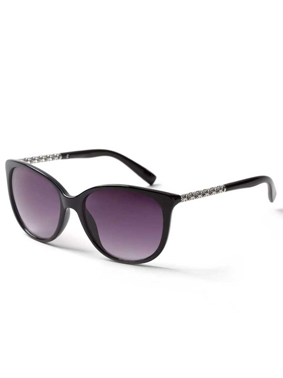 Sunglasses with Filigree Detail