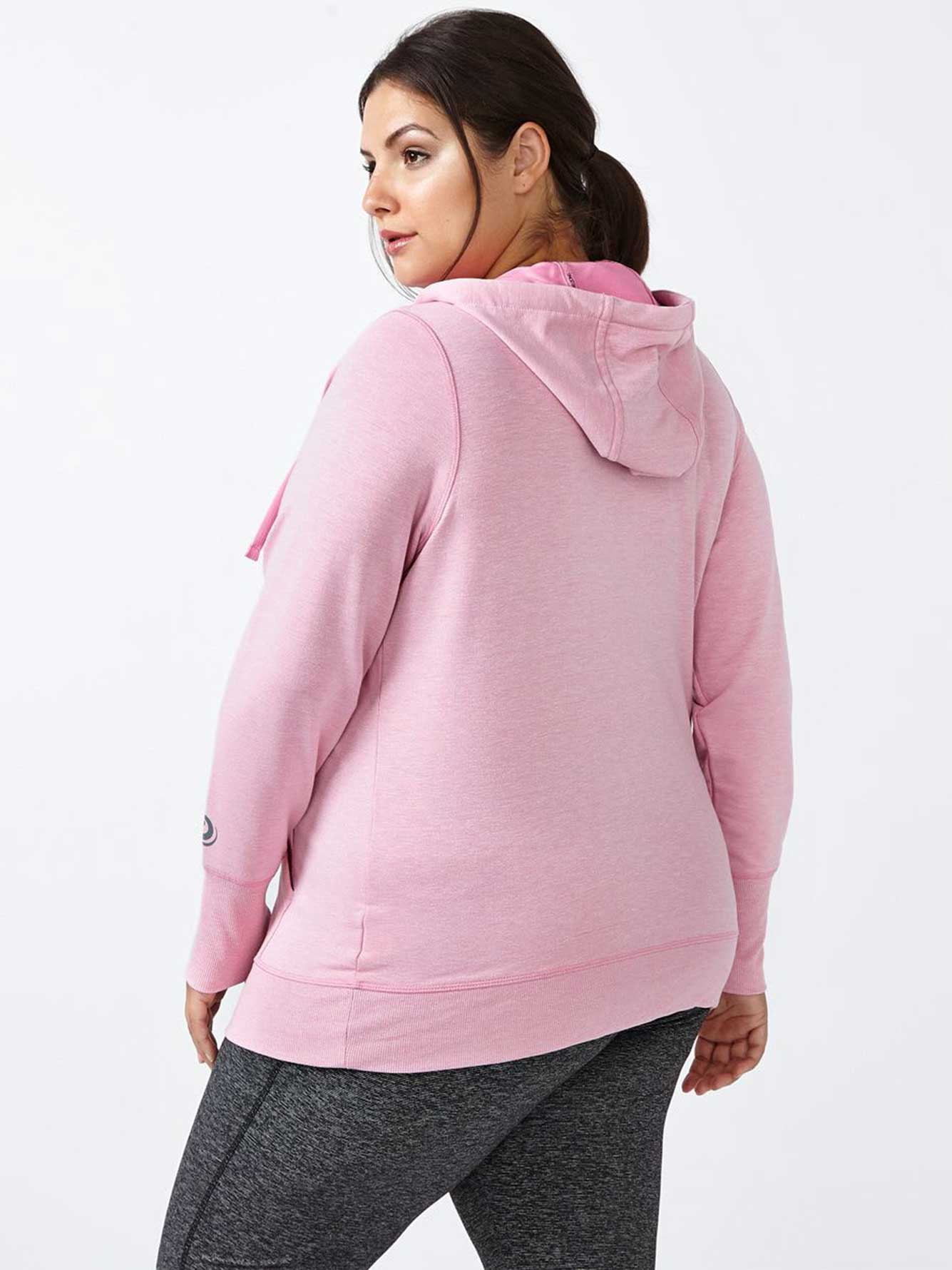 Plus size zip up hoodies