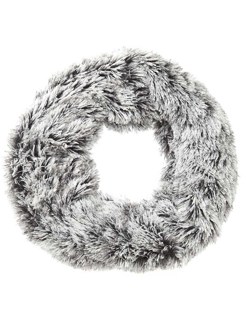 Infinity Faux-Fur Scarf