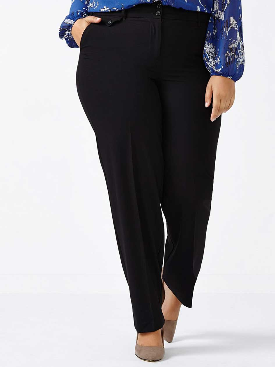 ONLINE ONLY Tall Straight Fit Straight Leg Pant