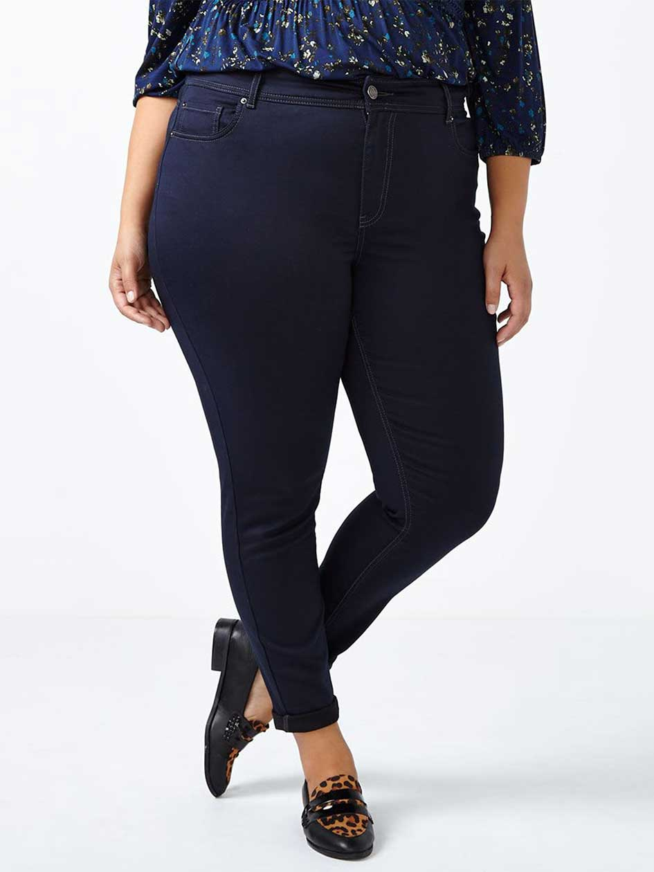 ONLINE ONLY - d/c JEANS Petite Superstretch Jean Legging