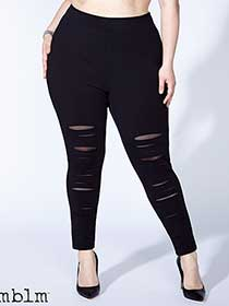 mblm - Leggings with Rips