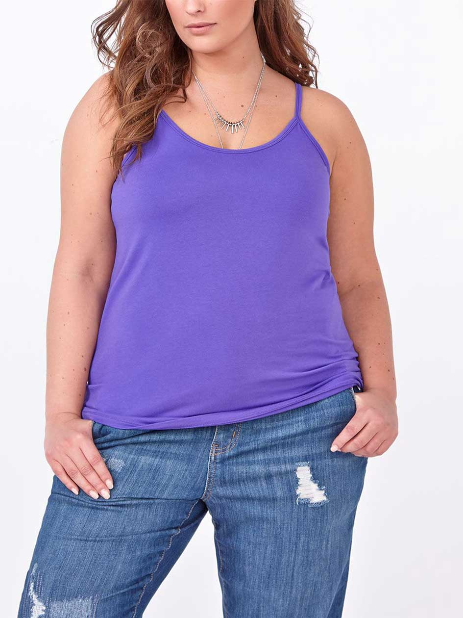 Form Fit Basic Tank Top