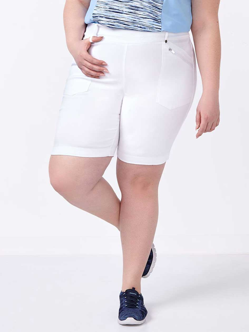 Sports - Plus-Size Golf Bermuda Short