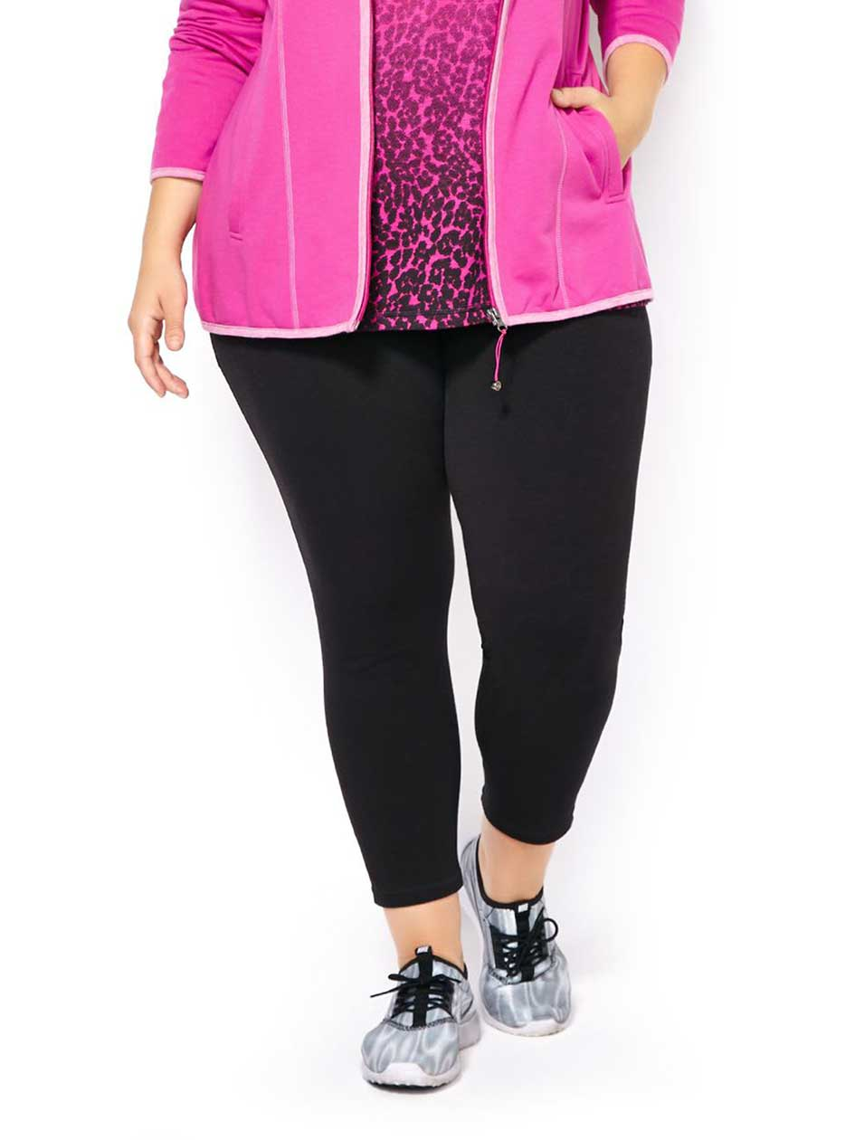Essentials - Plus-Size Ankle Legging